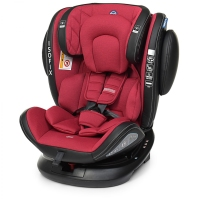 Детское автокресло EL CAMINO EVOLUTION 360º ME 1045 Royal Red